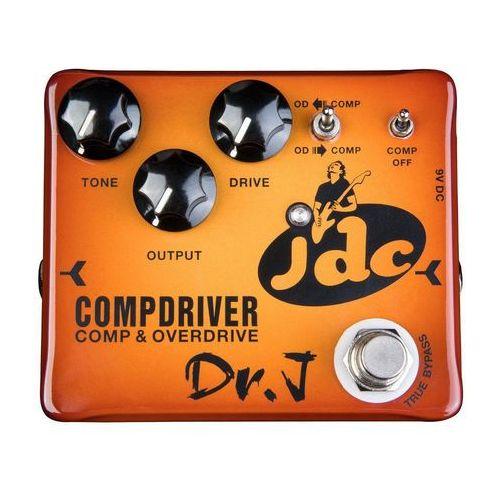 compdriver djdc - sygnowany efekt gitarowy marki Dr.j