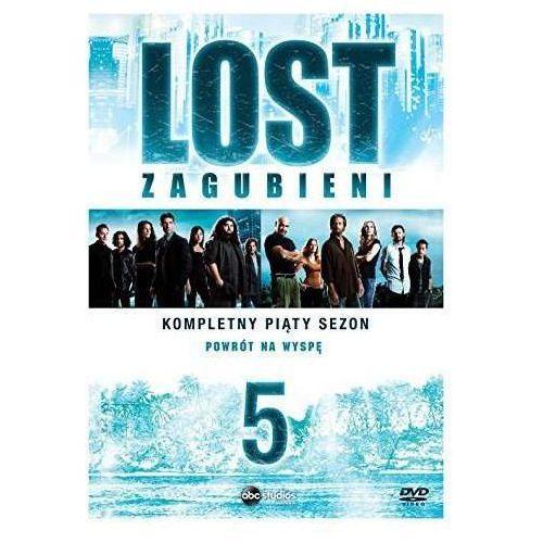Galapagos Lost: zagubieni. sezon 5 (5dvd) (7321917502085)