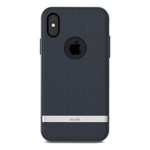 Moshi Vesta - Etui iPhone X (Bahama Blue) (4713057252617)