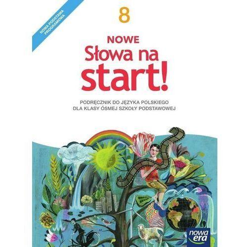 Nowe słowa na start! 8 Podręcznik - Praca zbiorowa (320 str.)