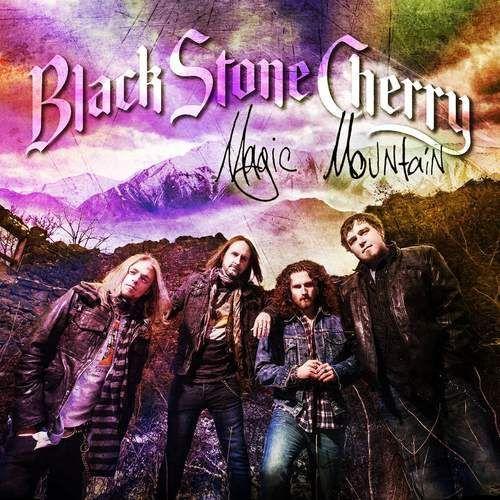 Warner music / roadrunner records Magic mountain - black stone cherry (płyta cd)