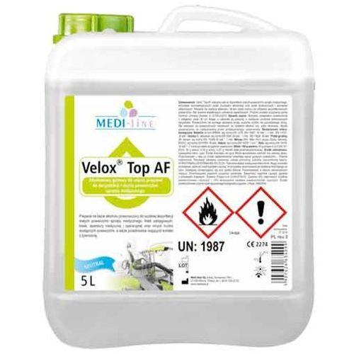 Medisept Płyn do dezynfekcji sprzętu medycznego velox top af 5 litrów neutralny