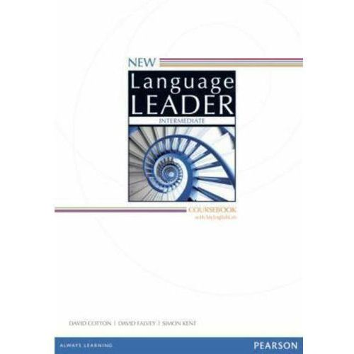 New Language Leader Intermediate. Podręcznik + MyEnglishLab (2014)