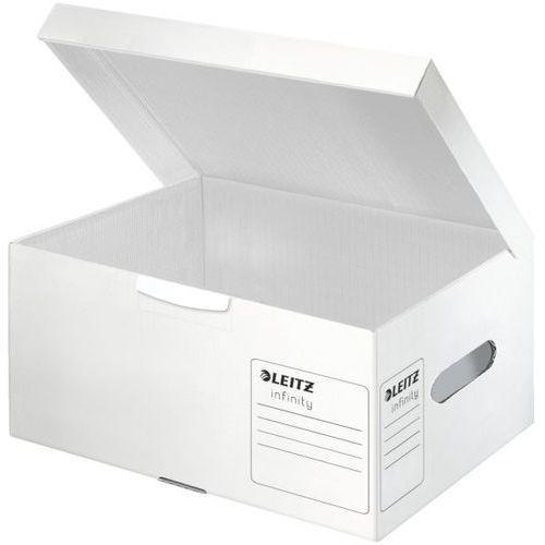 Pudło do archiwizacji LEITZ INFINITY S otwierane z góry ekologiczne - X06144, NB-5600