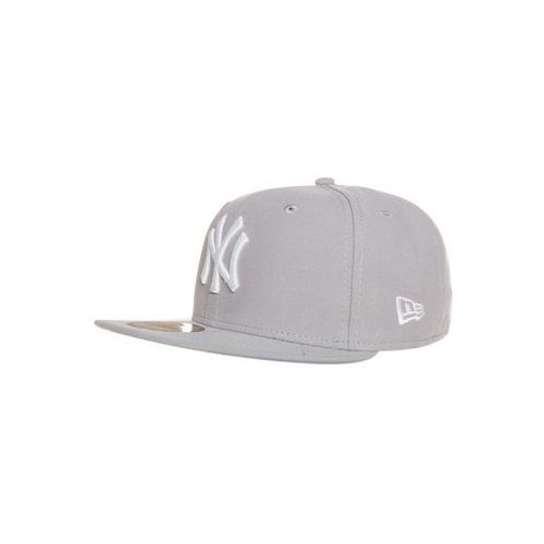 New Era 59FIFTY NEW YORK YANKEES Czapka z daszkiem mlb basic neyyan grey/white - produkt dostępny w Zalando.pl