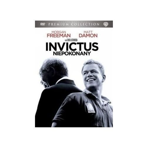 Galapagos films Invictus - niepokonany premium collection 7321910262795
