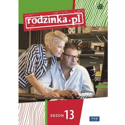 Rodzinka.pl - Sezon 13 (3 DVD) (Płyta DVD) (5902739669280)