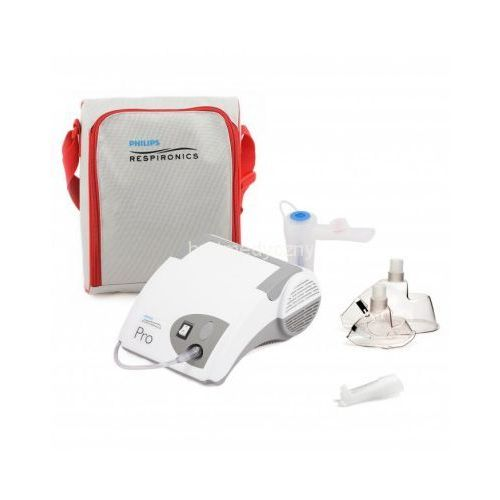 Inhalator Philips PRO Soft Touch 5 lat gwarancji, (inhalator)