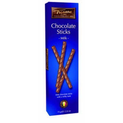 paluszki czekoladowe z mlecznej czekolady 75g marki Trianon