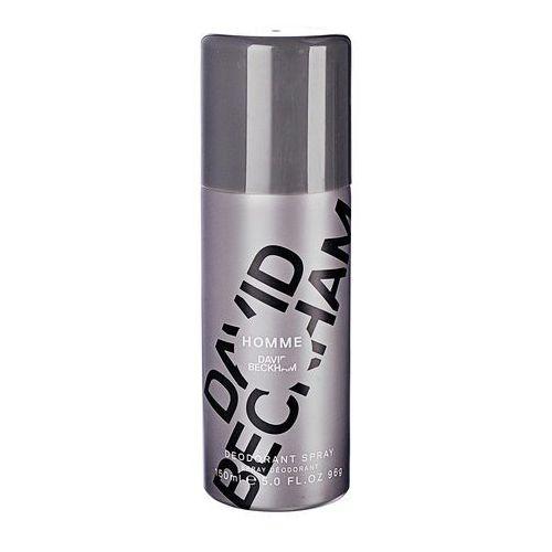 David Beckham Homme dezodorant 150 ml dla mężczyzn