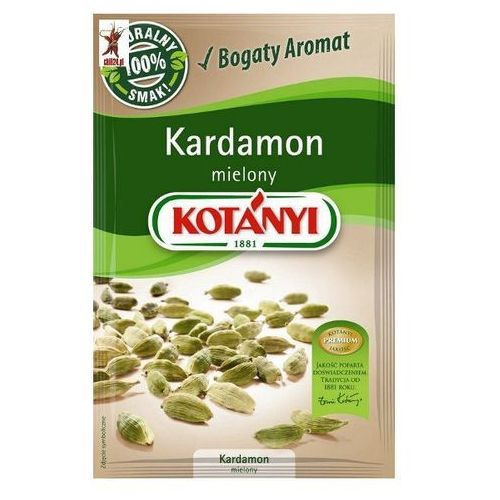 Kotanyi Kardamon mielony 10 g kotányi