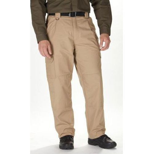 Spodnie taktyczne 5.11 tactical men's cotton pants coyote (74251) - coyote marki 5.11 tactical series