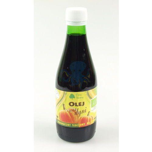 OLEJ Z PESTEK DYNI ekologiczny 300 ml - tłoczony na zimno - Dary Natury (Oleje, oliwy i octy)