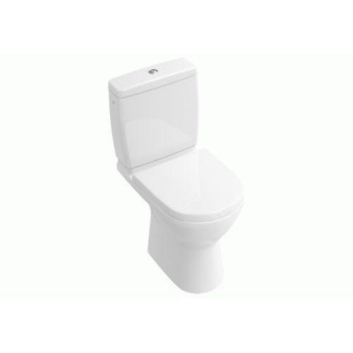 Villeroy & boch  o.novo miska ustępowa lejowa do wc-kompaktu 36x61 cm kompakt - weiss alpin 56891001