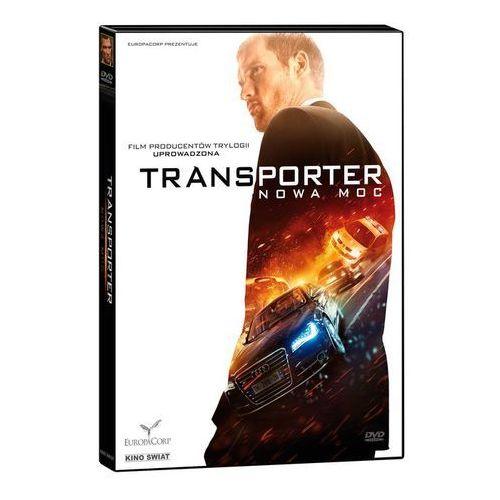 Kino świat Transporter nowa moc [dvd] (5906190324528)