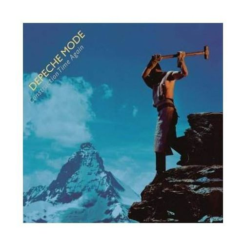 Sony music entertainment Construction time again (remastered) - depeche mode (płyta cd) (0886444049139)