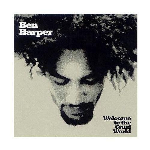 Universal music / virgin Welcome to the cruel world - ben harper (płyta cd) (0724383932023)