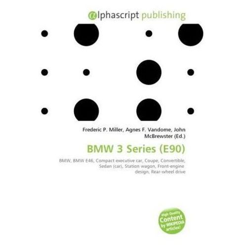 BMW 3 Series (E90) (9786130845810)