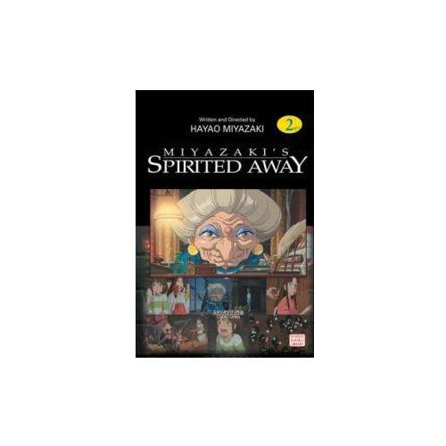 Spirited Away Film Comic (9781569317921)