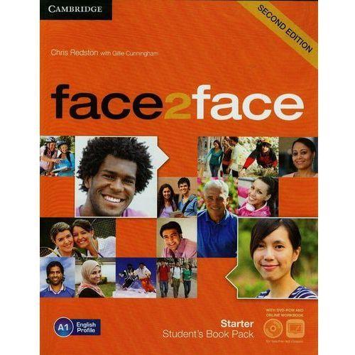 Face2Face Starter. Podręcznik + CD + Ćwiczenia Online (136 str.)