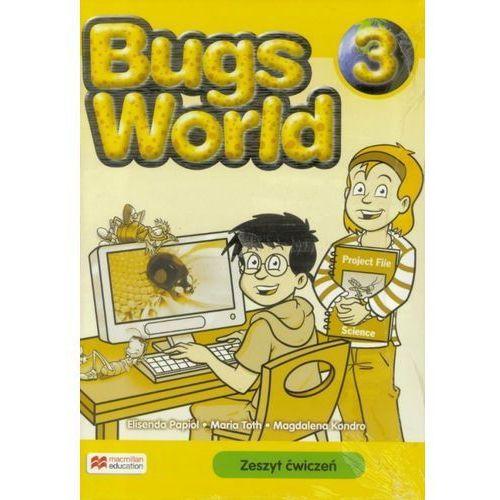 Bugs World 3 Zeszyt ćwiczeń (do wersji wieloletniej) - Praca zbiorowa