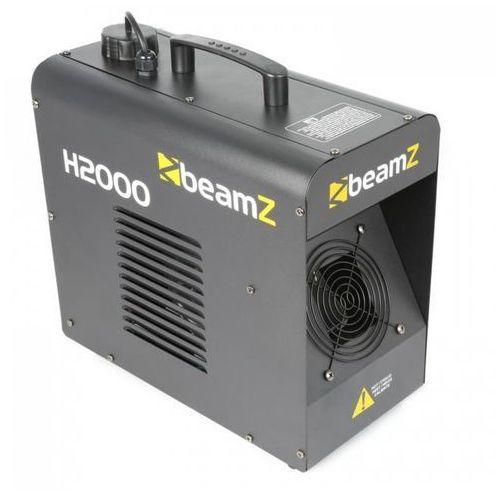 h2000 fazer wytwornica mgły 1700 w dmx standalone czarna marki Beamz