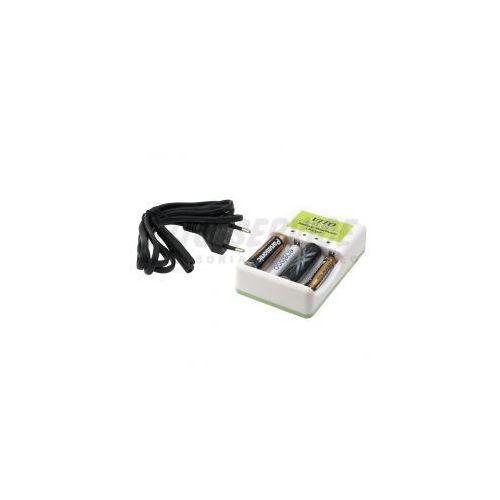 Ładowarka do baterii alkalicznych i akumulatorów AA / AAA, ACT-505