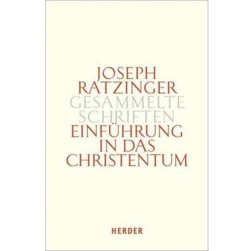 Einführung in das Christentum (9783451341410)