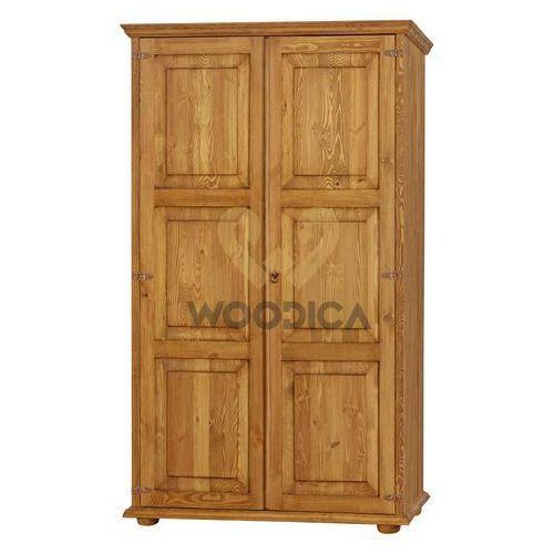 Woodica Szafa hacienda 02 [2d] 111x193x61