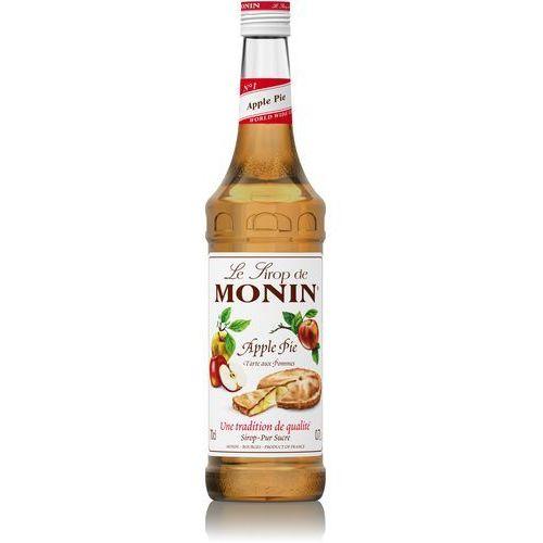 Monin Syrop smakowy apple pie, szarlotka 0,7 (3052910041304)