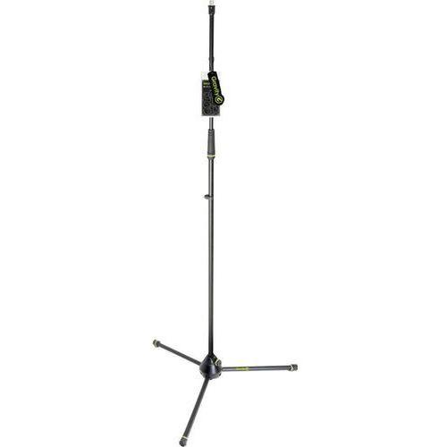 Statyw mikrofonowy Gravity MS 43, 103 - 169 cm, czarny/zielony, GMS43