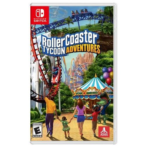 Gra NINTENDO SWITCH Roller Coaster Tycoon