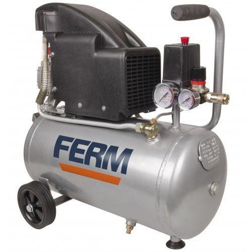 FERM Kompresor 1,5 HP 1100 W 24 L - produkt z kategorii- aerografy i kompresory
