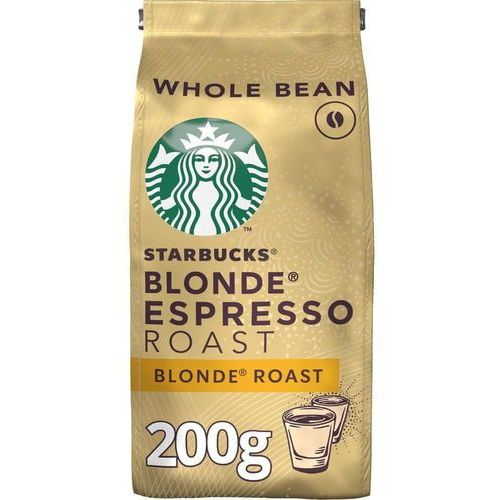 Kawa ziarnista STARBUCKS Espresso Blonde Roast 200 g, 7613036932073