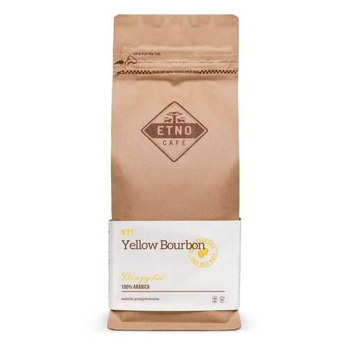 Kawa Etno Cafe Yellow Bourbon 1000g YELBOU1000LF (5902768699692)