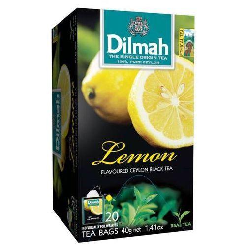 Dilmah Herbata cytrynowa 20t - x03636