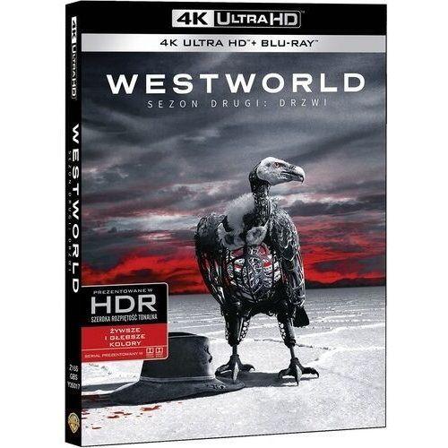 Jonathan nolan Westworld, sezon 2 (6bd 4k) (płyta bluray)