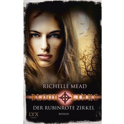 Bloodlines - Der rubinrote Zirkel (9783802598487)