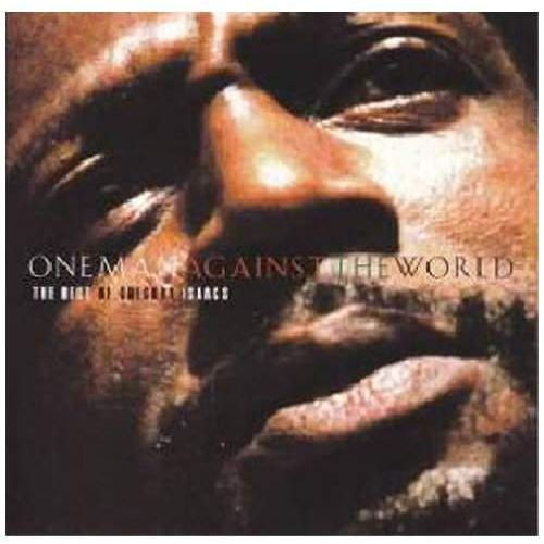 Gregory isaacs One man against the world - isaacs, gregory (płyta cd) (0054645147620)