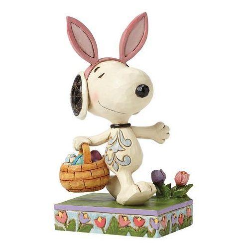 Wielkanocny Snoopy Happy Easter ( Snoopy) 4049398 Jim Shore figurka ozdoba świąteczna