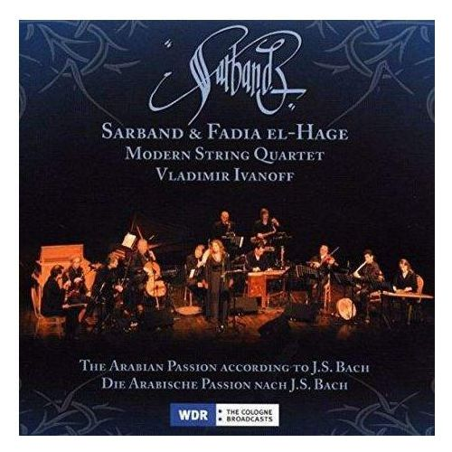 Jaro Sarband / fadia el-hage / modern string quartet - arabian passion according to j.s.bach