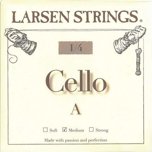 Larsen (639575) struna do wiolonczeli - A 1/4