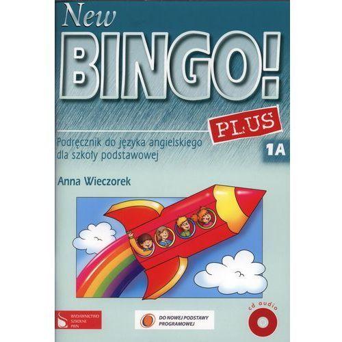 New Bingo! PLUS. Klasa 1. Podręcznik 1A i 1B z 2 płytami CD-ROM (9788326206023)