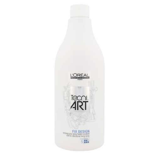 L'Oréal Professionnel Tecni Art Fix spray utrwalający napełnienie (Refill for Directional Fixing Spray, Force 5) 750 ml