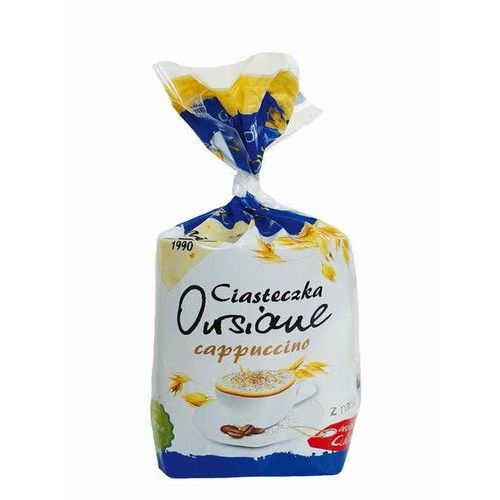 Ciasteczka owsiane cappucino B/C BIO 150 g