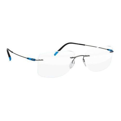 Okulary korekcyjne dynamics colorwave 5500 bj 6660 marki Silhouette