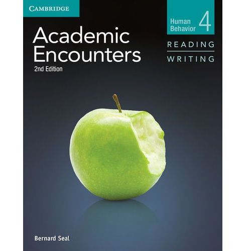 Academic Encounters: Human Behavior. Reading & Writing. Podręcznik + CD, Seal, Bernard