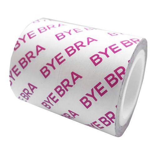 Bye bra Nakładki na sutki 3 pary i taśma do biustu 3 metry - breast tape roll & silk nipple covers (8718801012840)
