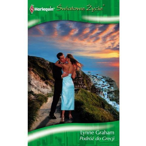 Podróż do Grecji - Lynne Graham (153 str.)