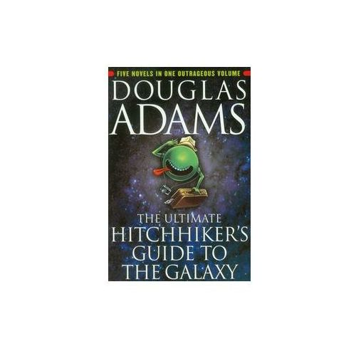 The Ultimate Hitchhiker's Guide to the Galaxy (9780345453747)